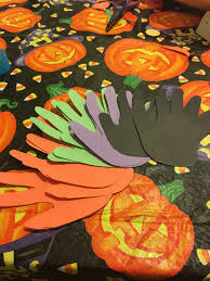 Easy Halloween Wreath by A Perfect Last Minute Halloween Craft For Grandparents U2013 Easy