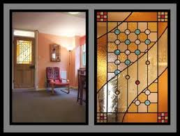 stained glass internal doors contemporary stained glass interior door tim gill