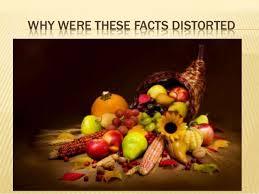 thanksgiving myths