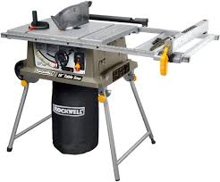 dewalt table saw review rockwell rk7241s table saw review with laser technology