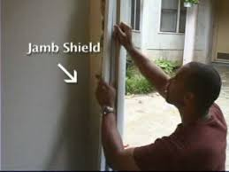 Repair Interior Door Frame Door Jamb Armor The Ultimate Door Security And Jamb Repair Product