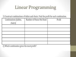 3 4 linear programming day 1 ppt download