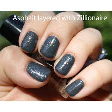 cnd creative nail design shellac power polish zillionaire cnd
