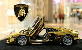 gold plated lamborghini aventador gold lamborghini aventador model costs more than 17 cars