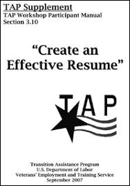 Types Of Skills To Put On A Resume Converting Military Experience To A Civilian Resume At Real Warriors