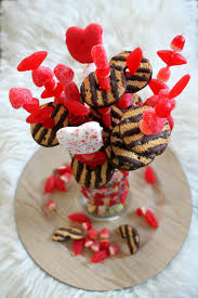 How To Make A Candy Bouquet A Valentine U0027s Candy Bouquet Fry Sauce U0026 Grits
