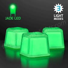 light up cubes green led patent d552 633s by flashingblinkylights