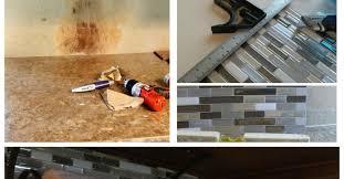 easy backsplash makeover using smart tiles hometalk