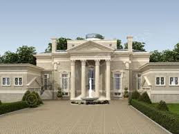 villa capri mansion house plans luxury house plans