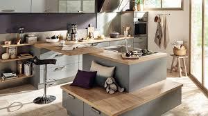inspiration cuisine ouverte decoration cuisine salon aire ouverte