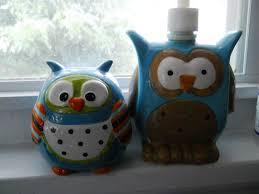 Owl Kitchen Decor Canisters I Love Homes Owl Kitchen Decor