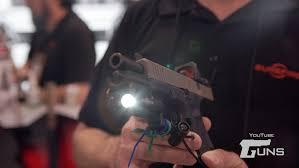 surefire light for glock 23 surefire xc1 compact pistol light youtube