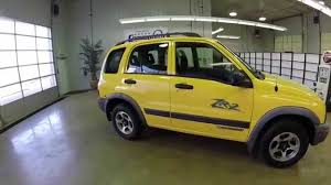 2000 2004 chevrolet tracker workshop service repair manual youtube
