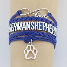love braid bracelet images Love german shepherd bracelet love the paws jpg