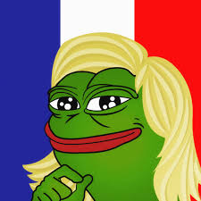 Meme Definition French - marine le meme upgraded ctr hillary pepe in high meme