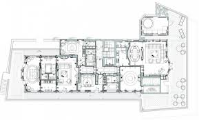 Penthouse Floor Plan by London Penthouse Floor Plans Home Act