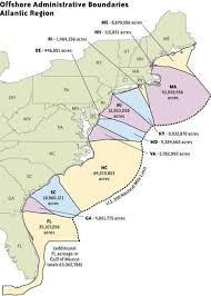 Map Of North Carolina Coast The Next Spot For Drilling Could Be The N C Coast North
