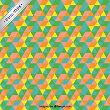 triangle pattern freepik colorful triangle mosaic pattern vector free download