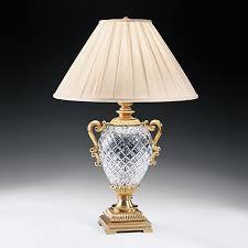 crystal u0026 brass lamps u2013 decorative crafts