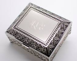 personalized jewelry box engraved jewelry box etsy