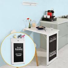 Folding Dining Table EBay - Foldable kitchen table