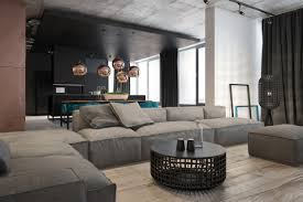 soft modular sofa interior design ideas