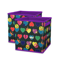 Storage Cubes Ottoman by Fabric Storage Cubes