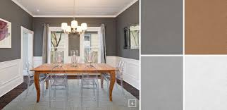 dining room two tone paint ideas home design ideas