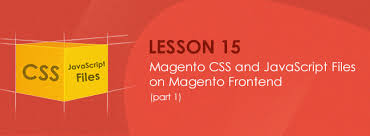 add js layout magento magento css and magento javascript on frontend