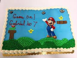 mario birthday cake mario birthday cake cupcakeology bakery
