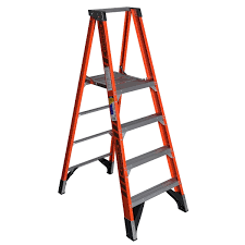 A Frame Ladder Lowes by Ladders Platforms Platform Stepladders Acme Construction
