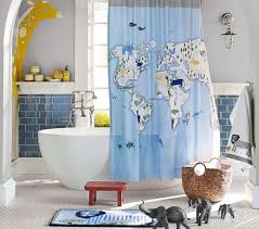 Ideas For Kids Bathroom Nature Shower Curtains Ideas For You U2014 The Homy Design