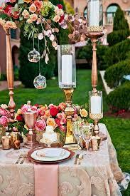 bougeoir mariage 10 idées pour décorer un mariage féerique et de gold