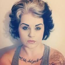 hairstyles with grey streaks grey streak in hair google search hair pinterest gray