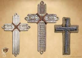 metal crosses metal cross wall decor pictures inspiration the wall
