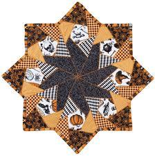 crazy for halloween quilt fons u0026 porter