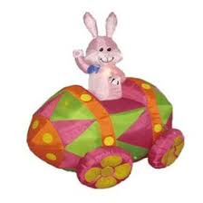 Easter Decorations Online Uk by Inflatable Easter Decorations Online Inflatable Easter