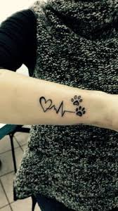 65 best paw print tattoo meanings and designs u2013 nice trails life