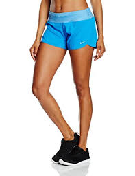 light blue nike shorts amazon com nike women s 3 rival running shorts clothing
