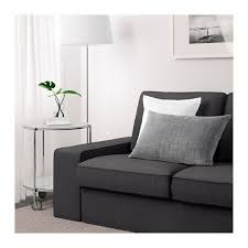 housse canap kivik ikea kivik couverture canapé three seat dansbo gris foncé amazon