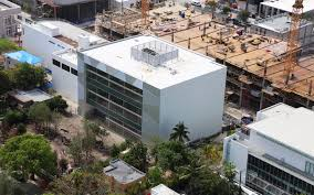 Miami Home Design Remodeling Show Fall 2015 Institute Of Contemporary Art Miami Completes Construction Of Its