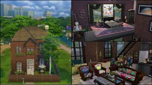 Artist House by The Sims 4 Gallery Spotlight Simsvip
