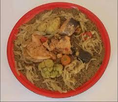 cuisine malienne djouka de miaassa