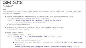 definition celebrate imgur