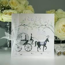 Fairytale Wedding Invitations Cinderella Fairytale Horse And Carriage Wedding Invitation