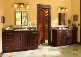 Cherry Bathroom Vanity Cabinets Vanity Shenandoah Cabinetry Cherry Bordeaux Solana Door