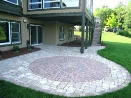Best Patio Pavers Backyard Landscape Design With Pavers Patio Design Ideas Best