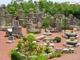 Rock Garden Florida Coral Castle Homestead Florida Required Viewing