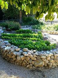 Rock Borders For Gardens Garden Rock Border Flower Bed Border Raised Bed Rock Borders