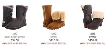 ugg sale coupon code ugg sale on 6pm boots shoes and sandals up to 60